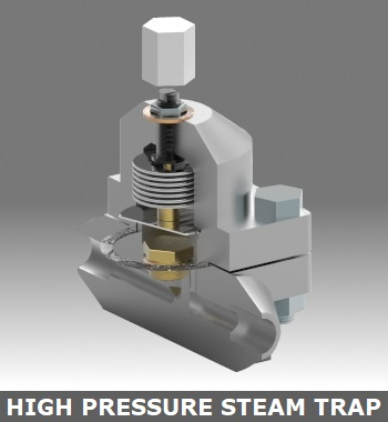 High Pressure Steam Traps
