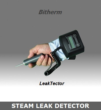 Ultrasonic Gas & Steam Leak Detector