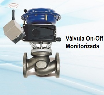 Válvula On-Off Monitorizada
